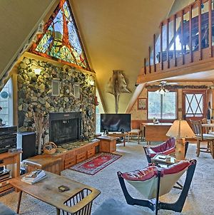 'Star House' In Pine Mtn Club - 20 Mins To Skiing! photos Exterior