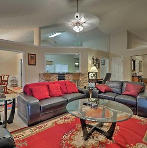 Spacious Mcdonough Home With Large Backyard & Grill! photos Exterior
