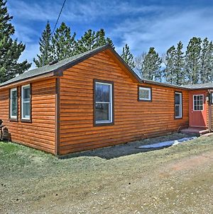 Eagles View Cabin 5 Miles To Deerfield Lake! photos Exterior