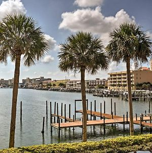 Clearwater Beach Escape With Patio - Walk To The Gulf photos Exterior