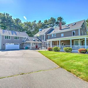 Prime Kennebunk Home With Pool Table - Near Beach! photos Exterior