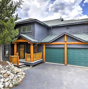 Fraser Townhome With Deck, 7 Mi To Winter Park Resort photos Exterior
