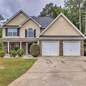 Lovely Family Home - 20 Miles To Downtown Atlanta! photos Exterior