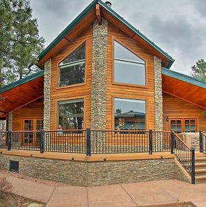 Luxury Cabin On Rainbow Lake W/ Views+Hot Tub+Dock photos Exterior