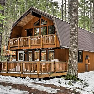 Mountain Chalet With Private Hot Tub By Cle Elum Lake photos Exterior