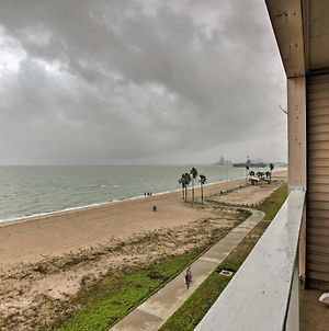 Breezy Beachfront Condo In Heart Of Corpus Christi photos Exterior