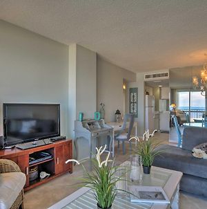 Shorefront Condo With Beach Access And Ocean Views! photos Exterior