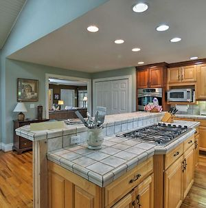 Riverfront Arden House On 6 Private Acres With Dock! photos Exterior