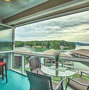 Huddleston Condo With Balcony On Smith Mountain Lake photos Exterior