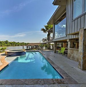 Luxury Home With Pool On San Jacinto Riverfront! photos Exterior