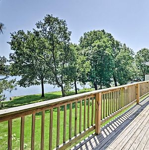 Lake House With Deck On Crown Lake Near Ozark Forest! photos Exterior