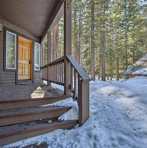 Tahoe Donner Forest Cabin - Hike, Bike, Golf, Fish! photos Exterior