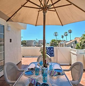 San Diego Townhome With Ocean Views From Balcony! photos Exterior