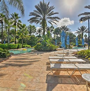 Luxe Reunion Resort Home With Own Pool - Near Disney! photos Exterior