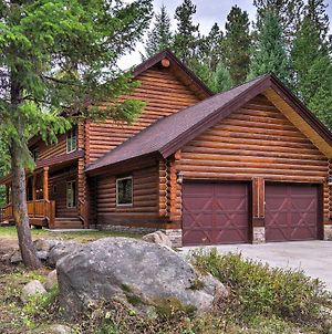 Exquisite Mccall Log Cabin - Walk To Payette Lake! photos Exterior