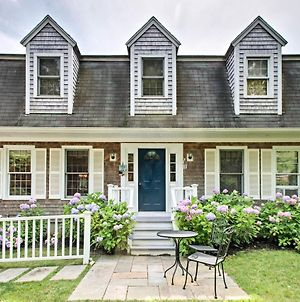 Marthas Vineyard Home With Deck - Walk Downtown! photos Exterior