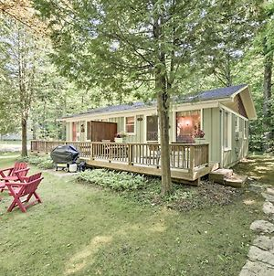Pine Cottage Duplex With Deck - Walk To State Park photos Exterior