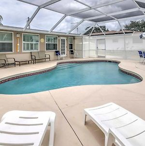 Englewood Escape With Boat Dock, Pool, And Bay Access! photos Exterior