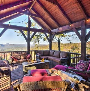 Luxury Sapphire Cabin Mtn Views And Resort Access! photos Exterior