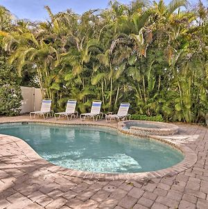 Holmes Beach Home With Pool And Hot Tub, Walk To Beach! photos Exterior