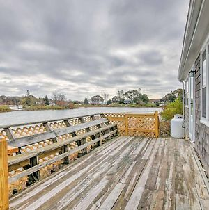Narragansett Cottage With Pvt Dock And Outdoor Shower! photos Exterior