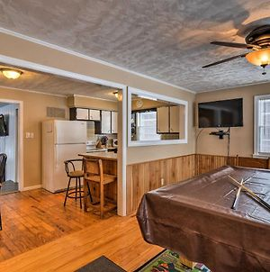 Cottage With Fire Pit Walk To Park And Houghton Lake! photos Exterior