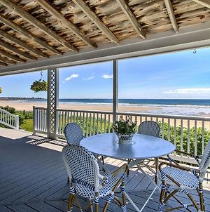 Kennebunk Cottage With Private Beach And Ocean Views! photos Exterior