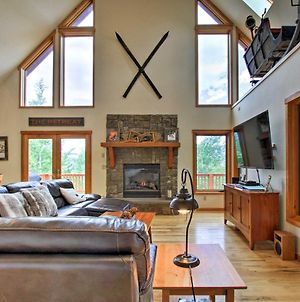 Winter Park Chalet With Hot Tub, Fire Pit And Bag Court photos Exterior