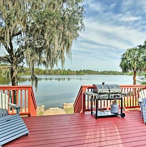 Ocklawaha House On Lake Fay With Pool Table And Hot Tub photos Exterior