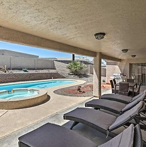 Family Home With Fire Pit And Bbq About 3 Mi To Lake Havasu photos Exterior