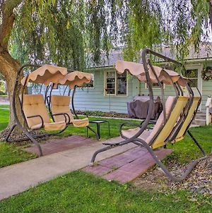 Caldwell Cottage With Patio Near Vineyards & Golf! photos Exterior