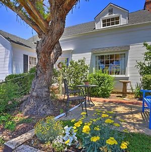 Central San Luis Obispo Home With Garden And Yard! photos Exterior