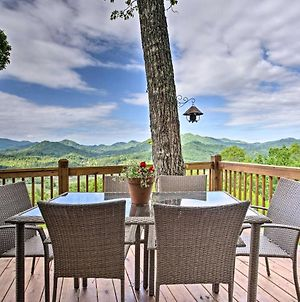 Burnsville Cottage With Deck & Blue Ridge Mtn Views! photos Exterior
