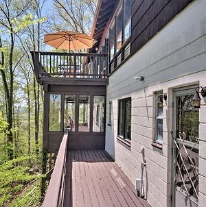 'Ledge Lodge' With Pool And Cumberland Valley Views! photos Exterior