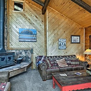 Cabin With Hot Tub, A And C, & Views Near Downtown Ruidoso photos Exterior