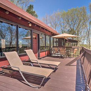 Ledge Lodge With Pool And Cumberland Valley Views! photos Exterior