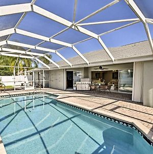 Port Charlotte Home With Lanai And Pool - Great Golfing photos Exterior