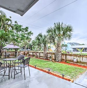 Cute Apt With Backyard & Grill - Steps To Cocoa Beach photos Exterior