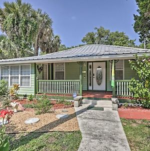 Downtown St. Augustine Bungalow W/Hot Tub & Patio photos Exterior