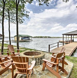 Malakoff Home With Deck Andfire Pit On Cedar Creek Lake photos Exterior