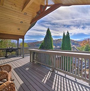 'Lost In The Clouds' Cabin With Private Pond & Views! photos Exterior
