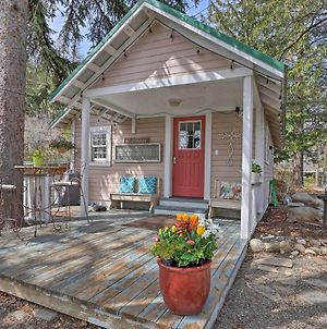 Historic Twisp Cottage - Mountain And River View! photos Exterior