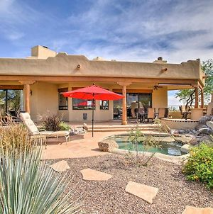 Superb Cave Creek House With Patio & Mountain Views! photos Exterior