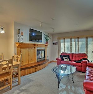 Cozy Driggs Condo With Hot Tub And Ski Shuttle Service! photos Exterior