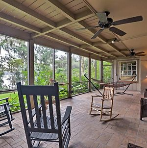 Lakefront Florida Apartment With Boat House And Kayak! photos Exterior