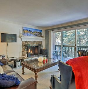 East Vail Condo With Fireplace And Deck Over Gore Creek photos Exterior
