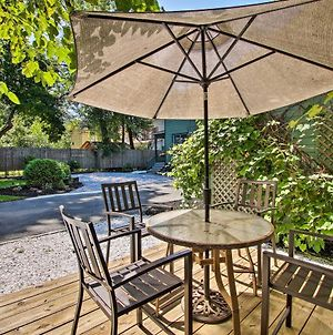 Historic Springfield House With Patio, 10Min To Dwtn! photos Exterior