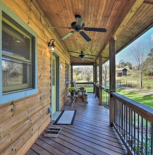 Cozy Country Cabin With Deck - 15 Mins To Asheville! photos Exterior