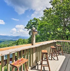 Cabin With Hot Tub & Mountain Views, 15 Min To Boone photos Exterior