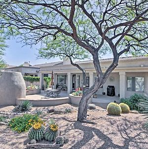 Oro Valley House With Outdoor Fireplace & Mtn Views! photos Exterior
